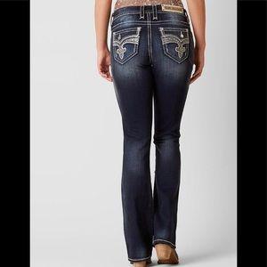 NWOT Leni Rock Revival Jeans